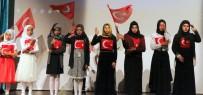 EMIN BILMEZ - Ardahan Üniversitesi 15 Temmuz Şehitlerini Andı