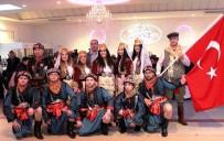 ALMANYA - Avrupa'ya Zeybek Oynamayı Öğretiyorlar
