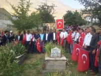 MEHMET ÖZCAN - Bahçesaray'da 15 Temmuz Etkinliği