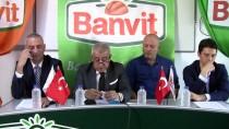 BASKETBOL KULÜBÜ - Banvit'in Başantrenörlüğüne Ahmet Gürgen Getirildi