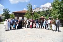 ŞEHİT YAKINLARI - Başkan Tiryaki Altındağlı Şehit Ailelerini Ağırladı