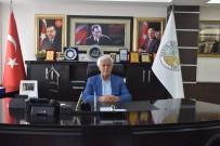 AHMET GAZI KAYA - Başkan Toprak'tan Teşekkür Mesajı