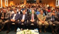 BAYBURT ÜNİVERSİTESİ REKTÖRÜ - Bayburt Üniversitesi'nde 15 Temmuz Konferansı
