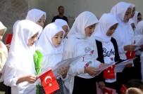 SAYGI DURUŞU - Bozüyük Belediye Başkanı Fatih Bakıcı, Miniklerin 15 Temmuz Programına Katıldı