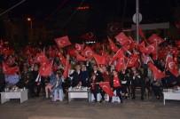 MİLLİ EĞİTİM MÜDÜRÜ - Bozüyük'te Cumhuriyet Meydanını Dolduran Binlerce Bozüyüklü 'Unutmadık, Unutturmayacağız' Mesajı Verdi