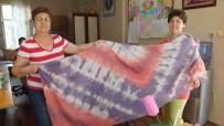 ZİHİNSEL ENGELLİLER - Burhaniye'de Engelli Gençler Tatil Yapmıyorlar