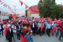 HÜKÜMET KONAĞI - Çaldıran'da 15 Temmuz Etkinliği