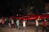 İLÇE MİLLİ EĞİTİM MÜDÜRÜ - Çan'da Binlerce Kişi Sokaklardaydı