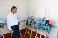 MAZLUM - Çanakkale'de İHA'nın '15 Temmuz'  Fotoğraf Sergisi Açıldı