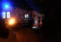 CANSIZ MANKEN - Cansız Manken Polisi Alarma Geçirdi