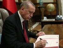 AİLE VE SOSYAL POLİTİKALAR BAKANLIĞI - Başkan Erdoğan Danıştay üyelerini seçti
