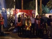 SATRANÇ TURNUVASI - Denizli'de 15 Temmuz Şehitleri Anısına Satranç Turnuvası Yapıldı