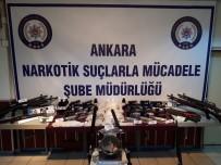 ANKARA EMNIYET MÜDÜRÜ - Dev Operasyonla Gözaltına Alınan 84 Kişi Adliyeye Sevk Edildi