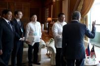 BAŞBAKANLIK - Duterte, Malezya Başbakanı Muhammed İle Görüştü