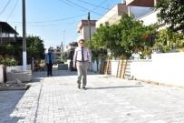 EDREMIT BELEDIYESI - Edremit'te Modern Caddeler Oluşturuluyor