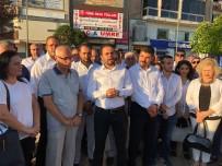 İSTİHBARAT DAİRE BAŞKANLIĞI - Efeler AK Parti 15 Temmuz Şehitleri Andı