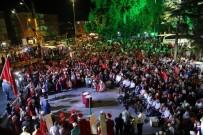 HALIL ETYEMEZ - Ereğli'de Binler 15 Temmuz'u Andı