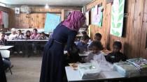 Filistinli Öğrenciler İsrail'in Yıkım Tehdidine 'Erken Eğitimle' Direniyor