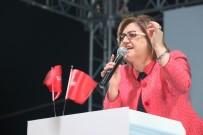 ŞEHİTLERİ ANMA GÜNÜ - Gaziantep 15 Temmuz'un 2. Yıl Dönümünde Tek Yürek Oldu