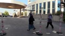 GÜVENLİK SİSTEMİ - Gaziantep'te Otelde Hırsızlık Yapan Şahıslar Suçüstü Yakalandı