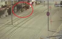 MOBESE - Gözü Dönmüş Hırsızlar Adliye Karşısındaki İş Yerini Soydu