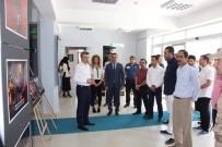 İLÇE MİLLİ EĞİTİM MÜDÜRÜ - Hani'de 15 Temmuz Anma Etkinlikleri Kapsamında Resim Sergisi Açıldı