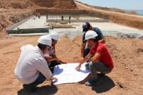SU ARITMA TESİSİ - Hilvan İçme Suyu Arıtma Tesisi Çalışmaları Sürüyor