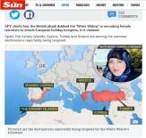 KANARYA ADALARı - İngiliz Basını Açıklaması Beyaz Dul'un Hedefinde Türkiye De Var