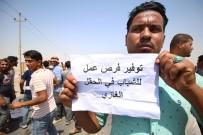 ELEKTRİK KESİNTİSİ - Irak'taki Protestolarda 53 Kişinin Yaralandığı Açıklandı