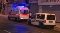 İZMIR ADLI TıP KURUMU - İzmir'de İş Merkezinde Şüpheli Ölüm