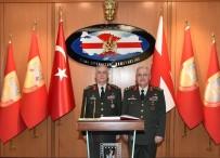 Kara Kuvvetleri Komutanlığında Devir-Teslim Töreni