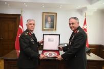 GENELKURMAY - Korgeneral Gürak, Genelkurmay 2. Başkanlığı Görevini Devraldı