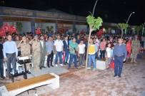 MEHMET AKİF ERSOY - Kulp'ta, 15 Temmuz Demokrasi Zaferi Ve Şehitleri Anma Etkinliği