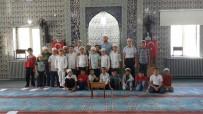 CAMİİ - Kur'an Kursu Öğrencileri De 15 Temmuz'u Andı