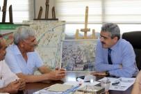 GENEL BAŞKAN - Kuva-Yi Milliye Mücahitler Derneğinden Başkan Alıcık'a Ziyaret