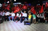 DEMOKRASİ NÖBETİ - Lapseki'de 15 Temmuz Milli Birlik Günü Etkinlikleri