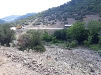 TAHIR ŞAHIN - Lapseki Köy Yollarına Sıcak Asfaltlama Çalışmaları Sürüyor