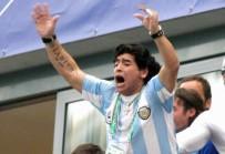 MARADONA - Maradona Açıklaması Ben Filistinliyim
