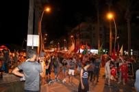 MEHMET YAVUZ DEMIR - Marmaris Demokrasiye Sahip Çıktı