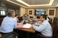İŞ MAKİNESİ - Melikgazi'de Öncelik; Seri, Güvenli Ve Akışkan Ulaşım