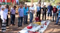 EROZYONLA MÜCADELE - Mersin'de 16 Ülkeden 29 Ormancıya Çölleşme Ve Yangın Eğitimi