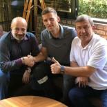 SIRBİSTAN - Milan Mitrovic Adana Demispor'da