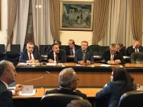 MUSTAFA SAVAŞ - Mustafa Savaş, TBMM KİT Komisyon Başkanlığına Seçildi