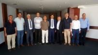 ELEKTRİK ENERJİSİ - Nazillili Elektrikçiler 'Güvenli Elektrik Tesisatçılığı' Eğitimi Aldı