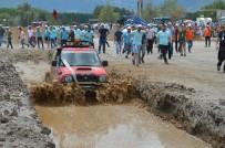 SELAMI KAPANKAYA - Off-Road Yarışları Nefes Kesti