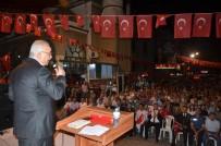 EMİR OSMAN BULGURLU - Orhanelililer 15 Temmuz Gecesi Yine Meydandaydı