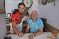 FORMA - Ortaca Golcü Futbolcuya İmzayı Attırdı