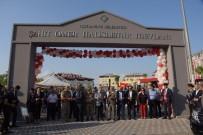 FARUK COŞKUN - Osmaniye'de Şehit Ömer Halisdemir Meydanı Törenle Açıldı