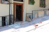 (Özel) Apartmanda Pusu Kurduğu Eski Karısını 13 Yerinden Bıçakladı