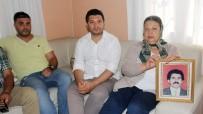TUTUKLULUK SÜRESİ - (Özel) Öğretmenin Katilinin Yakalanması Ailesine Buruk Sevinç Yaşattı